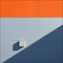 #9681. Orange stipe