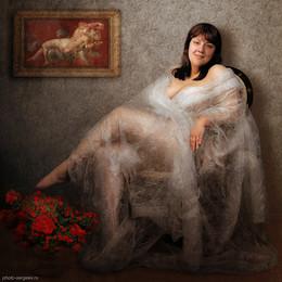 Frauenporträt / ***